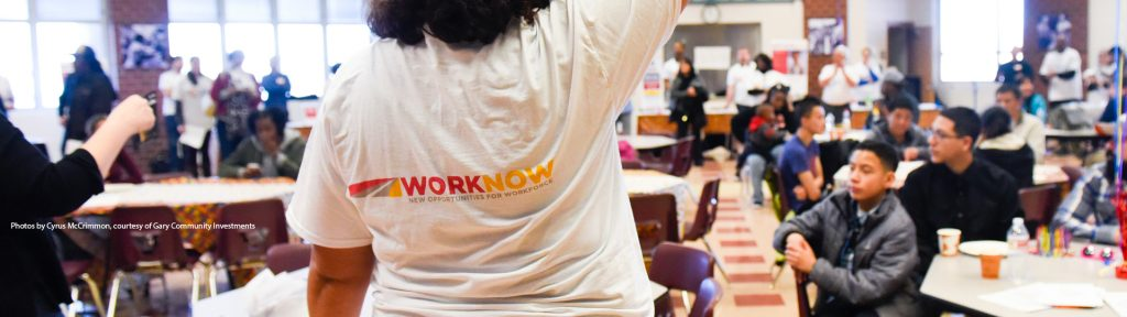 WORKNOW provides career coaching and guidance to prepare WORKNOW members for a job in the construction industry.
